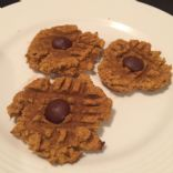 30 Calorie Pumpkin Spice Cookies