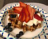 My #%! Organic Multigrain Waffle