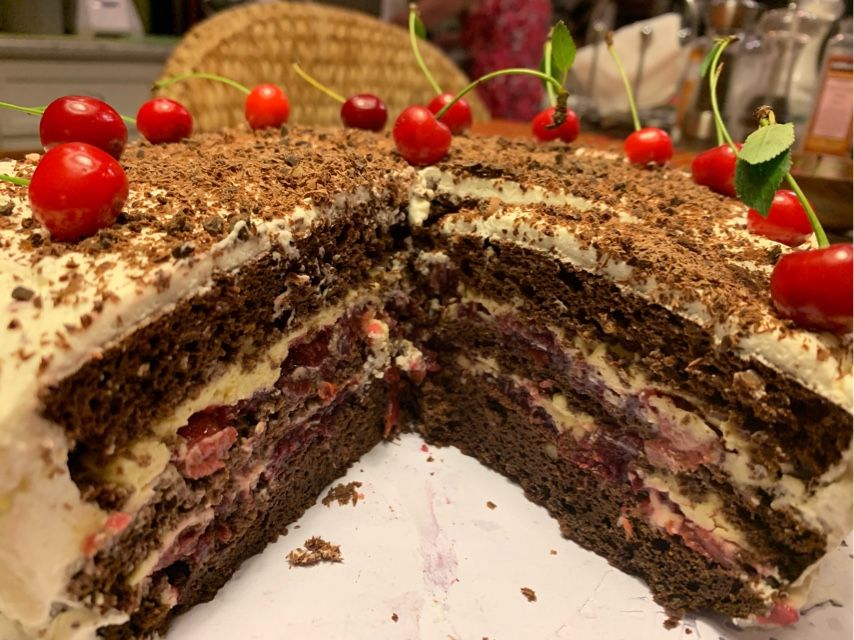 German Desserts Recipes Page 2