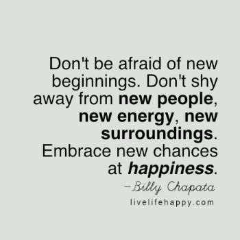 New Beginning Quotes Classy Day 48 Here's To New Beginnings Quotes