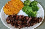 *Six-Minute Seared Ahi Tuna Steaks