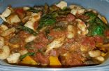 Tuscan Chicken and Vegetables (McCormick One Skillet)