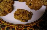 Date Nut Oatmeal Drops