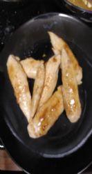 Brown sugar Chicken tenderloin