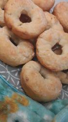 Two-Ingredient Mini Bagel