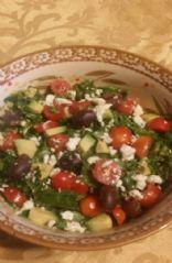 Greek - style Salad