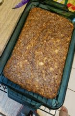 6Wbmo Spicy Oatmeal Banana Bar