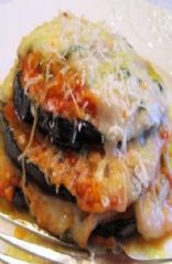 Crockpot Eggplant Parmesan