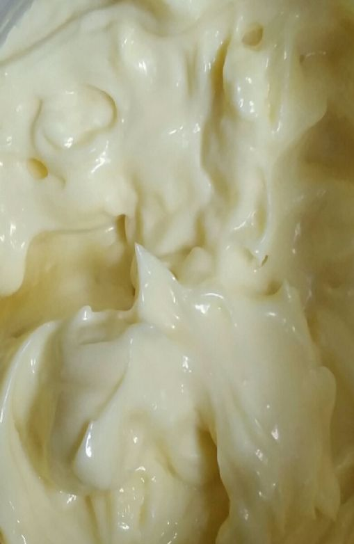 Mayonnaise - olive oil homemade