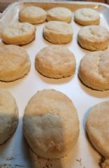 Carbalose biscuits