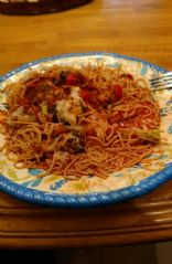 Veggie Loaded Spaghetti Sauce