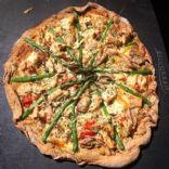 CORNIE'S KITCHEN ARTISAN PIZZA-with almond flour