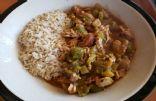 Spicy Chicken and Andouille Cajun Gumbo