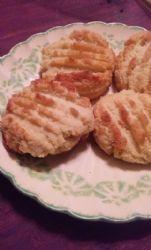 Flour/sugar free cookies