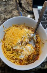 Instant Pot Keto Chili