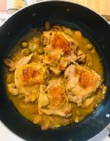 Chicken Thighs Laid Back Style