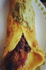 Rancheros Omelette
