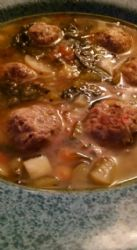 A Better Albondigas aka inulin prebiotic infused Albondigas