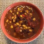 ADL Vegan Taco Soup