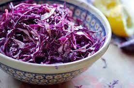 Alexandrian Cabbage Salad