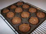 All-Bran Applesauce Muffins