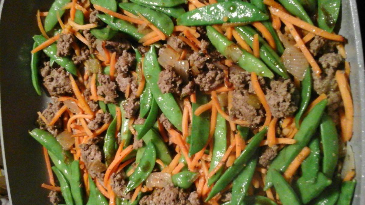 Allergen Friendly: Beef Stir Fry