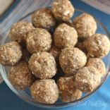 Almond Butter Protein Balls - Paleo/WLC Compliant