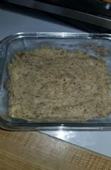 Almond flour roll