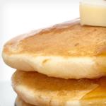 Almond Protein Pancakes
