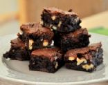 Always Save Chewy Fudge Brownies with Morsels