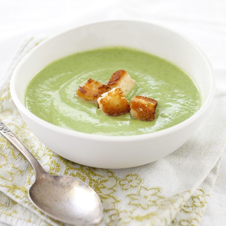America's Test Kitchen Brocolli Cheese Soup