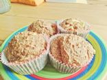 Apple Maple Bran Muffins