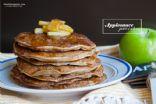 Applesauce Pancakes, 6 servings