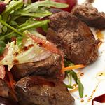 Atkins Asian Beef Salad with Sesame Seeds