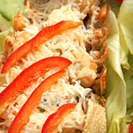 Atkins Asian Lobster Salad