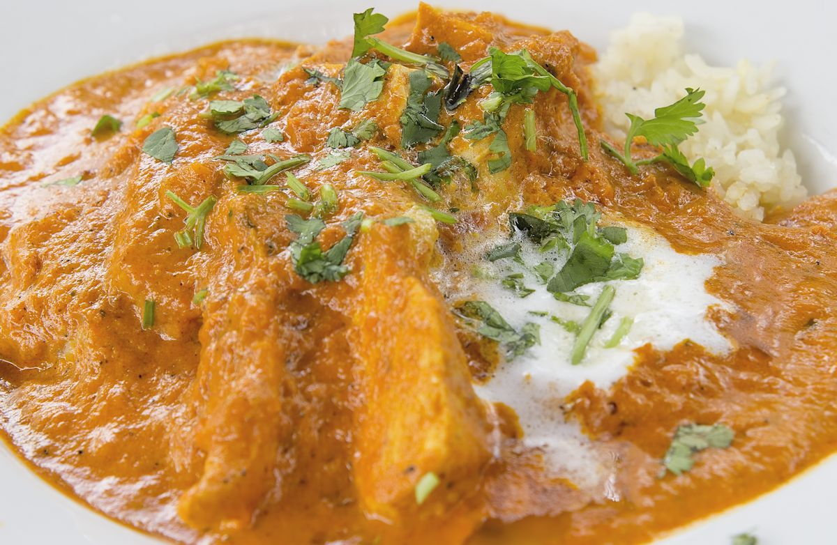 Authentic Butter Chicken