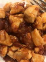 BBQ Chicken Quick! By Tamera
