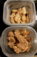 BBQ Popcorn Chicken