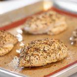 Flavorful Baked Boneless Chicken Breast