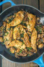 Chicken - Balsamic Chicken