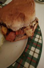 Balsamic Roast Veggie Sandwiches