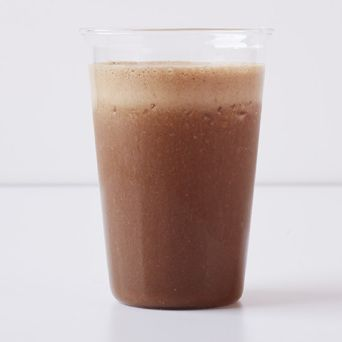 Banana-Coffee Smoothie