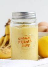 Banana Curd - Stevia & Erythritol (1 Tbsp)