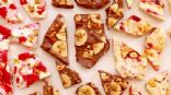 Banana Yogurt Bark