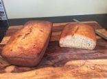 Banana bread - diabetic friendly