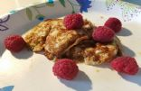 Banana pancakes - flour free