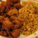 Barbs Bourbon Chicken