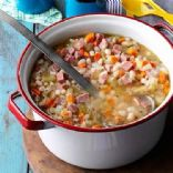 Bean and SPAM Soup (Slow Cooker)