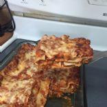 Beef Lasagna with Whole Grain Noodles