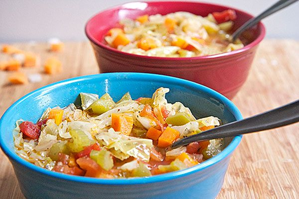 Best Cabbage Soup Diet Recipe Variations